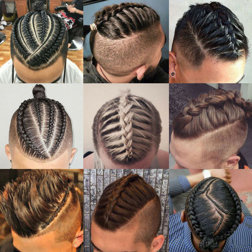 Best ideas about Mens Braids Hairstyles 2019 . Save or Pin Braids For Men The Man Braid 2019 Now.