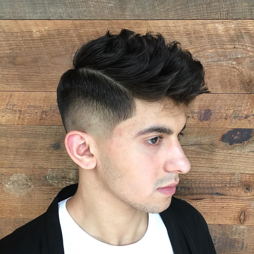 Best ideas about Mens Cool Haircuts . Save or Pin Burst Fade Haircuts Now.
