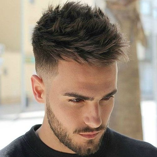 Best ideas about Mens Faded Haircuts . Save or Pin Best Hairstyles for Men 2018 Now.