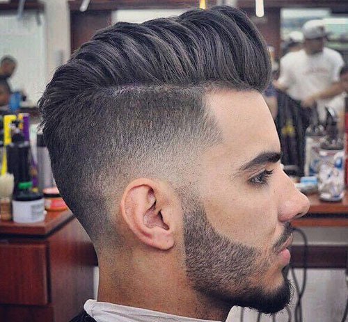 Best ideas about Mens Faded Haircuts . Save or Pin 21 Top Men s Fade Haircuts 2017 Now.
