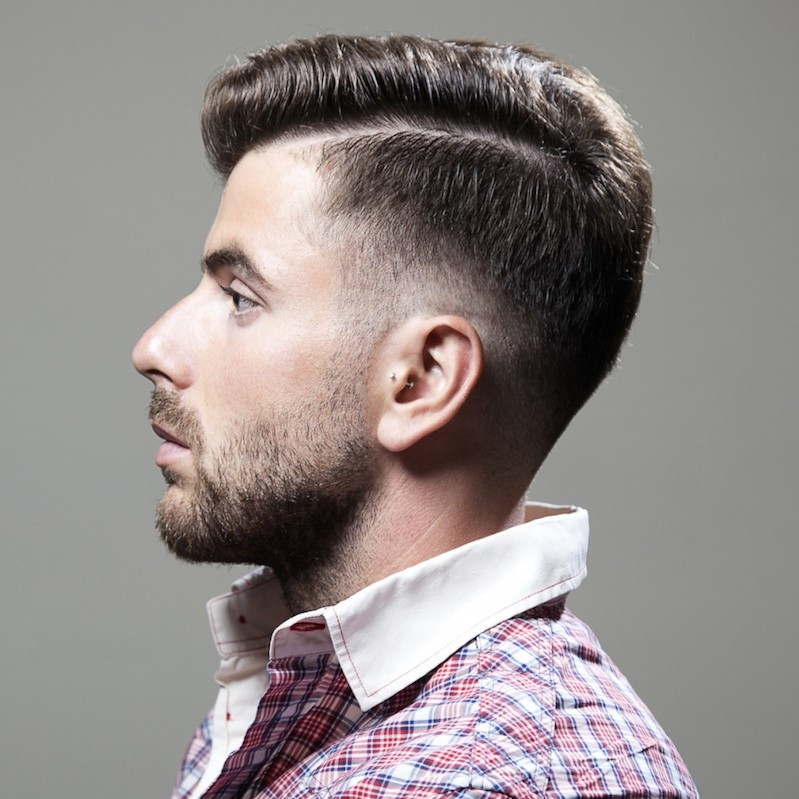 Best ideas about Mens Faded Haircuts . Save or Pin 70 Best Taper Fade Men s Haircuts [2018 Ideas&Styles] Now.