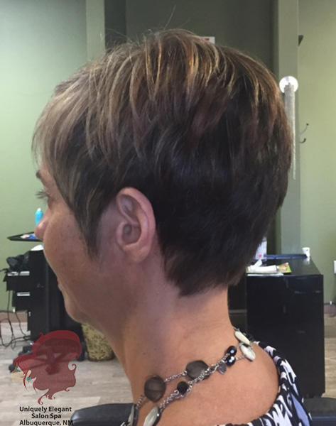Mens Haircuts Albuquerque  Uniquely Elegant Salon Spa Albuquerque NM Hair Salons