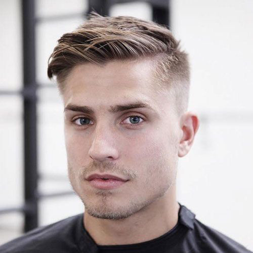 Best ideas about Mens Haircuts For Thin Hair . Save or Pin 15 Best Hairstyles for Men with Thin Hair Now.