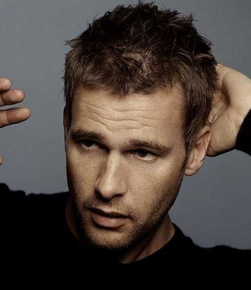 Best ideas about Mens Haircuts For Thin Hair . Save or Pin 15 New Men Hairstyles for Thin Hair Now.