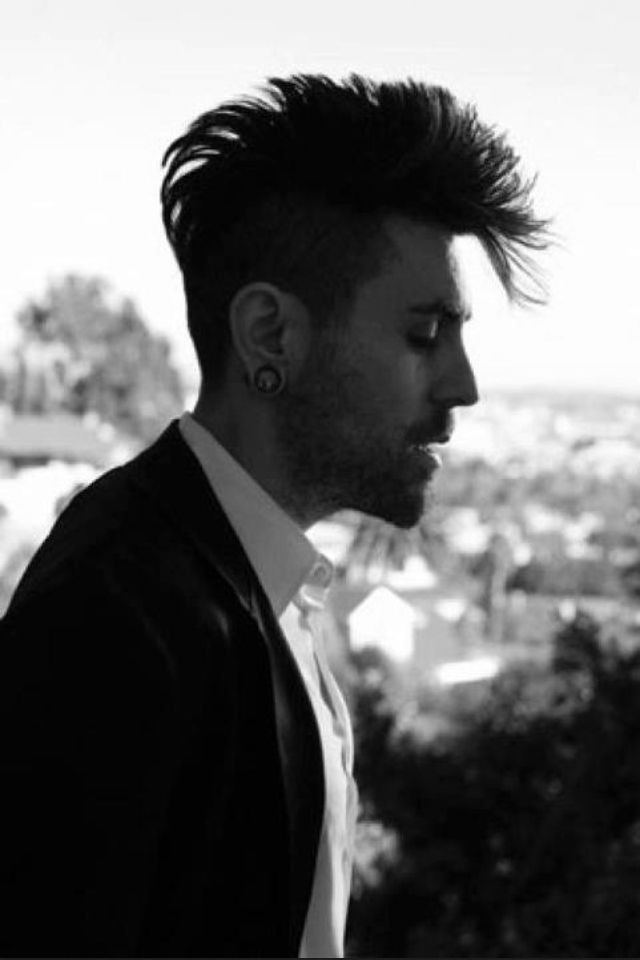 Mens Haircuts Missoula  96 best Davey Havok images on Pinterest