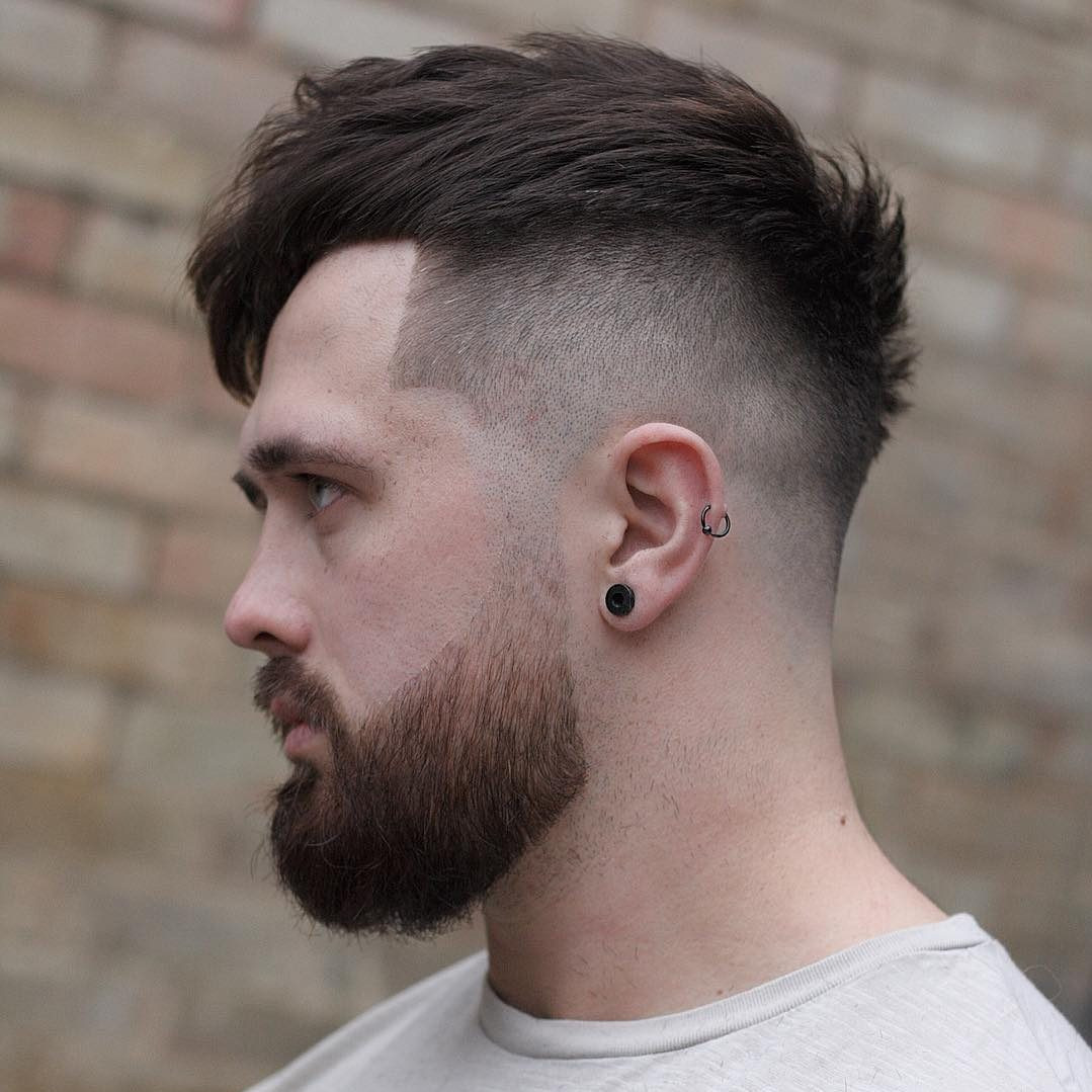 Mens Haircuts Thick Hair  20 Cool Haircuts for Men with Thick Hair Short Medium