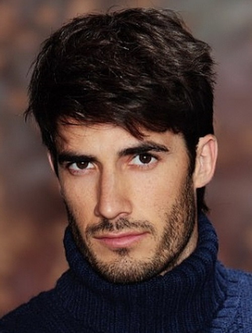 Mens Haircuts Thick Hair  Best Men s Short Hairstyles For Thick Hair