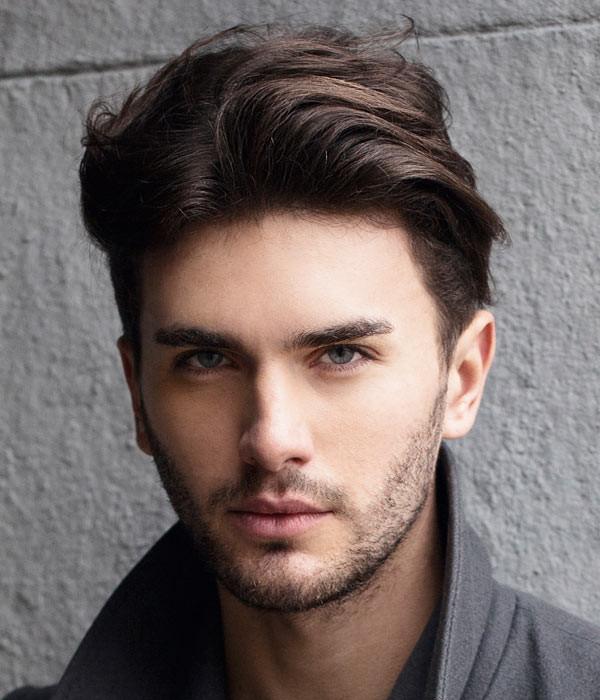 Mens Haircuts Thick Hair  Medium Length Hairstyles For Men 2017
