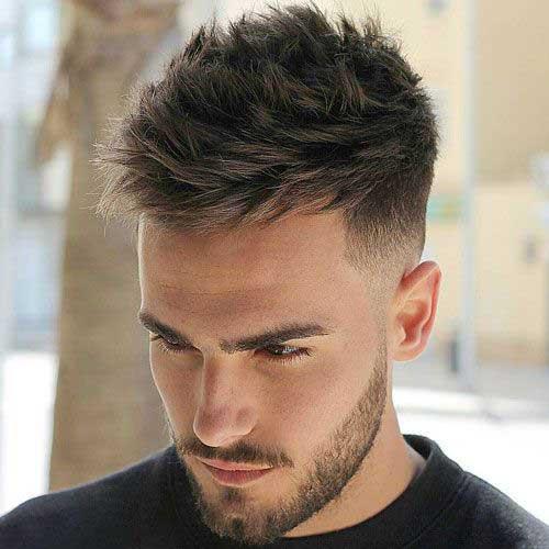 Mens Haircuts Thick Hair  20 Mens Hairstyles for Thick Hair