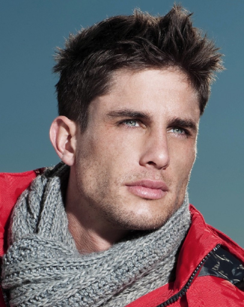 Mens Haircuts Thick Hair  Men s Hairstyles for Thick Hair with Home Reme s
