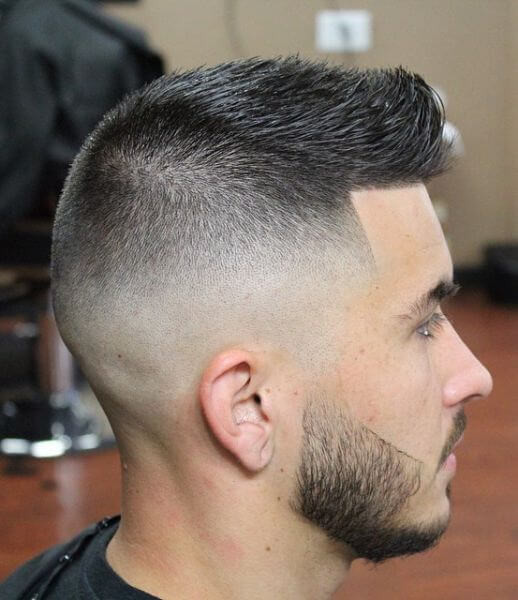 Mens Hairstyles Fade  25 Amazing Mens Fade Hairstyles Part 11