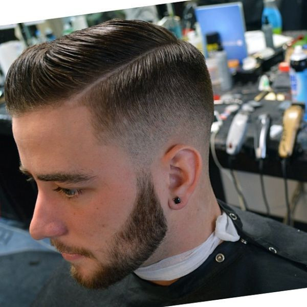 Mens Hairstyles Fade  Types of Fade Haircuts Latest Styles & for Men