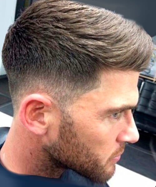 Mens Hairstyles Fade  Fade haircut for handsome men