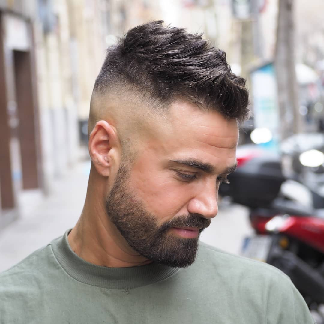 Mens Hairstyles Fade  45 High Fade Haircuts Latest Updated Men s Hairstyle Swag