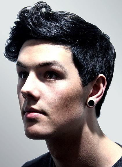 Mens Hairstyles Tumblr  Hottest Hairstyles for Men 2012 Trendy Men