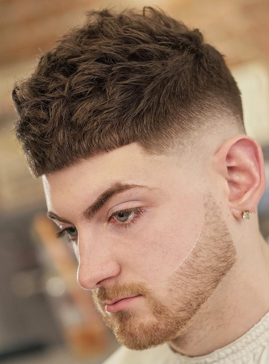 Mens New Hairstyles  Men s Short Haircuts Very Cool