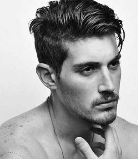 Mens New Hairstyles  New mens hairstyle 2017