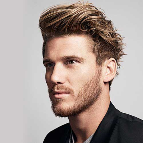 Mens Pompadour Haircuts  Fashionable Pompadour Hairstyles for 2017
