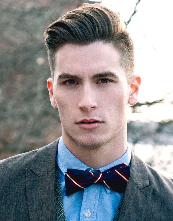 Mens Pompadour Haircuts  Popular Medium Length Hairstyles For Men