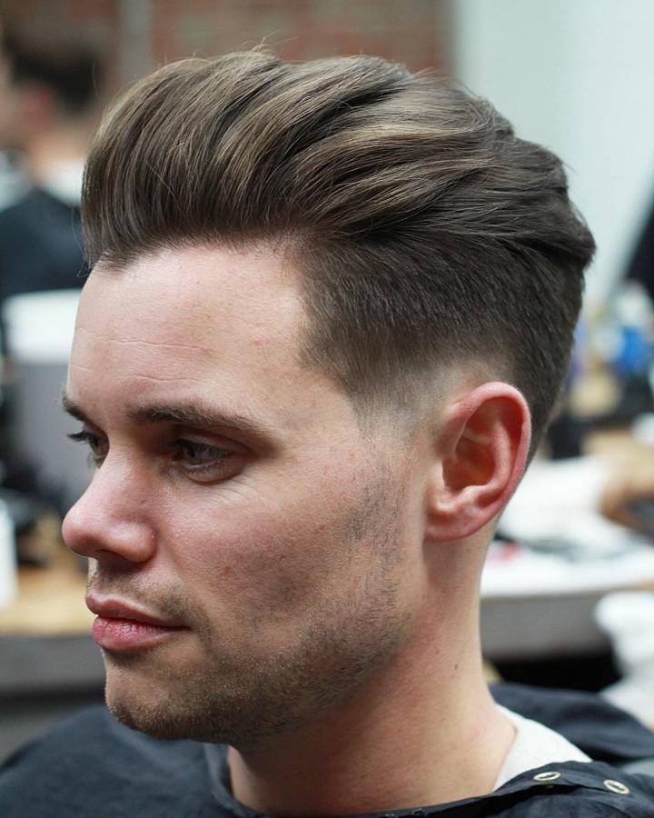 Mens Pompadour Haircuts  Pompadour Hairstyles for Men