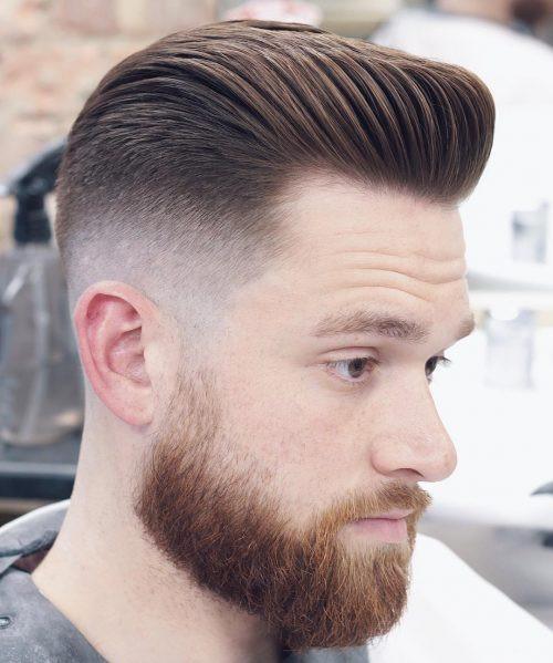 Mens Pompadour Haircuts  27 Top Pompadour Haircuts for Men 2019 Trends