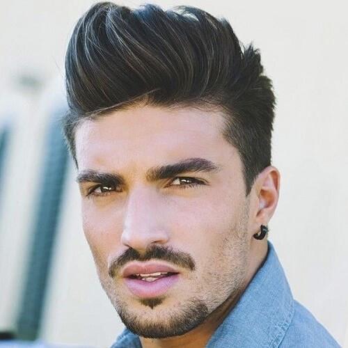 Mens Pompadour Haircuts  60 Pompadour Haircut Suggestions for 2016