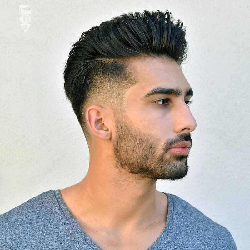 Mens Pompadour Haircuts  39 Best Men s Haircuts For 2016