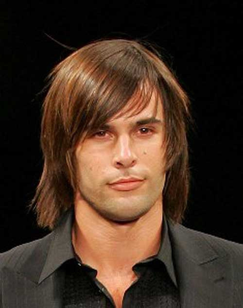 Mens Shag Hairstyles  Shag haircut for men Hairstyle for women & man
