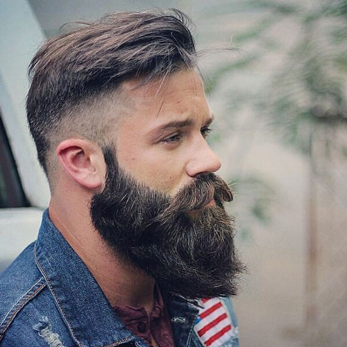 Mens Short Haircuts With Beard  29 Best Short Hairstyles with Beards For Men 2019 Guide