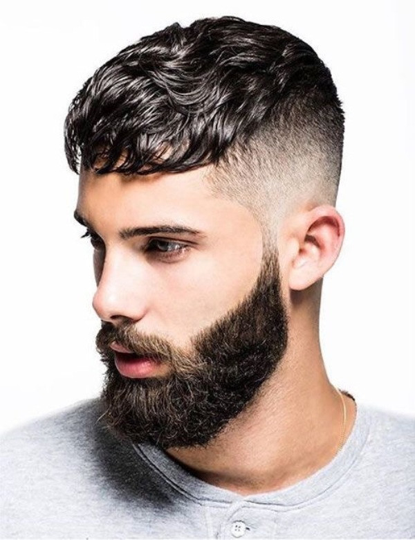 Mens Short Haircuts With Beard  30 Amazing Beards and Hairstyles For The Modern Man Mens