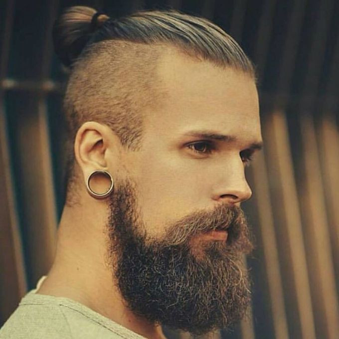 Mens Short Haircuts With Beard  y Hairstyles for Men With Beards MODERN RULES