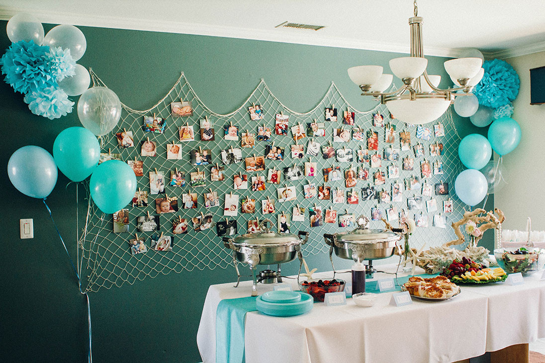 Best ideas about Mermaid Themed Birthday Party . Save or Pin Sweet Little Nursery Fun Mermaid Themed Birthday Party Now.