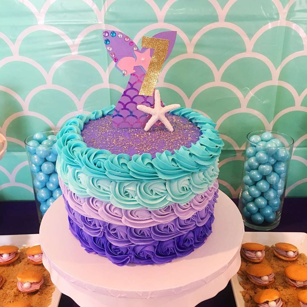 Best ideas about Mermaid Themed Birthday Party . Save or Pin MermaidLife Birthday Party Ideas in 2019 Now.