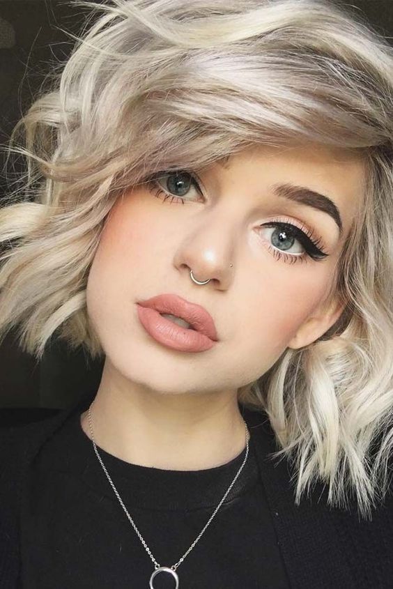 Messy Bob Haircuts  Modern and Trendy Messy Bob Hairstyles HairzStyle