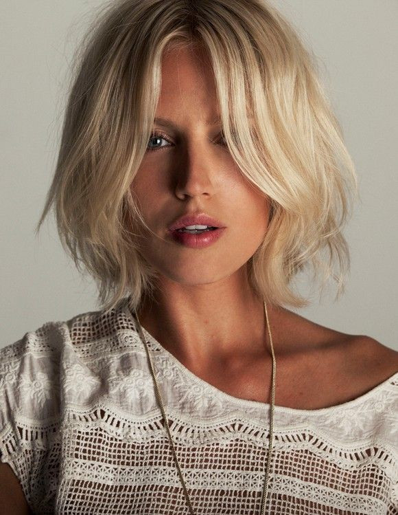 Messy Bob Haircuts  30 Cute and Fun Weekend Hairstyles Simple Easy