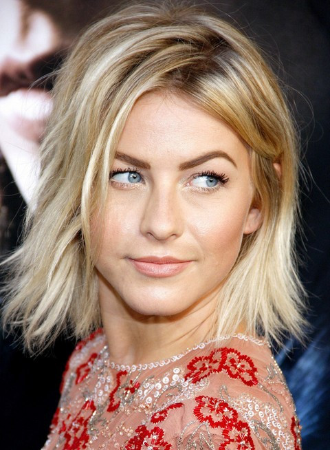 Messy Bob Haircuts  23 Julianne Hough Hairstyles Pretty Designs