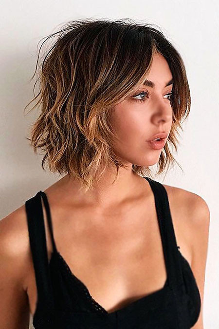 Messy Bob Haircuts  Unique Messy Bob Hair Trend 2017