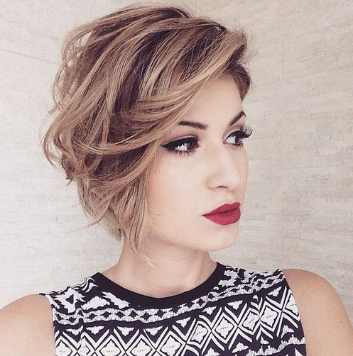 Messy Bob Haircuts  20 Popular Messy Bob Haircuts We Love PoPular Haircuts