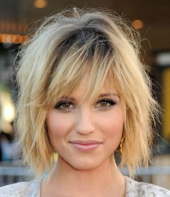 Messy Bob Haircuts  26 Popular Messy Bob Haircuts You May Love to Try