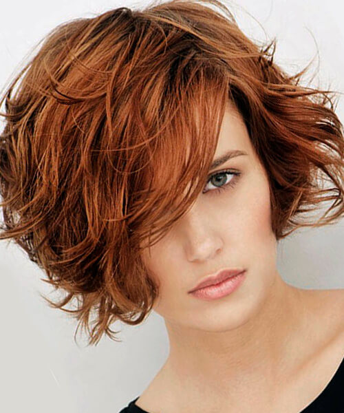Messy Bob Haircuts  Hairstyles for bobs thick hair and fine hair