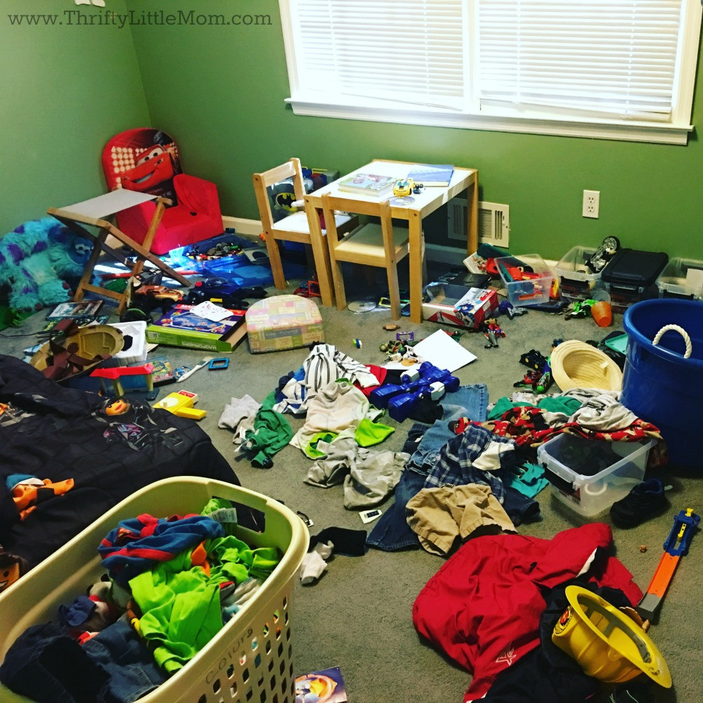 Best ideas about Messy Kids Room . Save or Pin 6 Genius Solutions That Put an End to Messy Kid s Rooms Now.