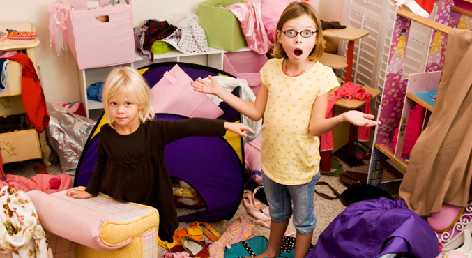 Best ideas about Messy Kids Room . Save or Pin Decluttering Tricks for Kids Now.