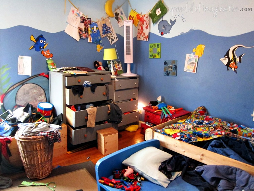 Best ideas about Messy Kids Room . Save or Pin Messy Rooms as Signs of Joyful Living – jtcochran Now.