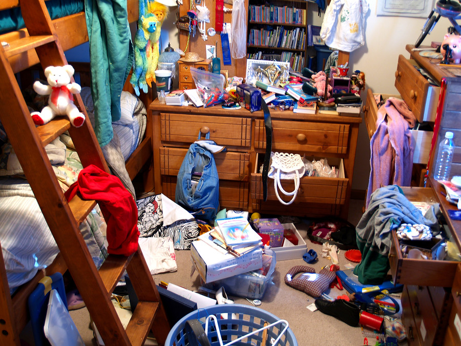 """Best ideas about Messy Kids Room . Save or Pin The Bad and the Good of a """"Messy"""" Christian Life – Echoes Now."""