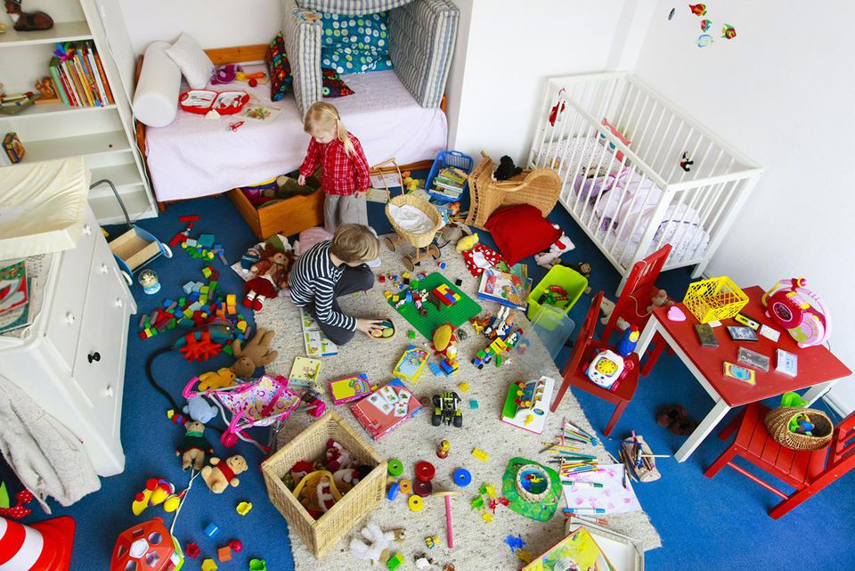 Best ideas about Messy Kids Room . Save or Pin 15 Minute Kid s Room Cleanup Step by Step Guide Now.