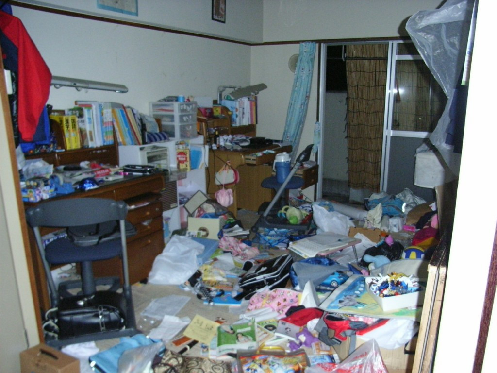 Best ideas about Messy Kids Room . Save or Pin Messiest Houses in Japan Blog Now.