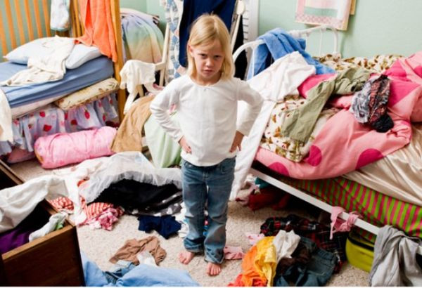 Best ideas about Messy Kids Room . Save or Pin How To Keep A Clean House With The Kids Home This Summer Now.
