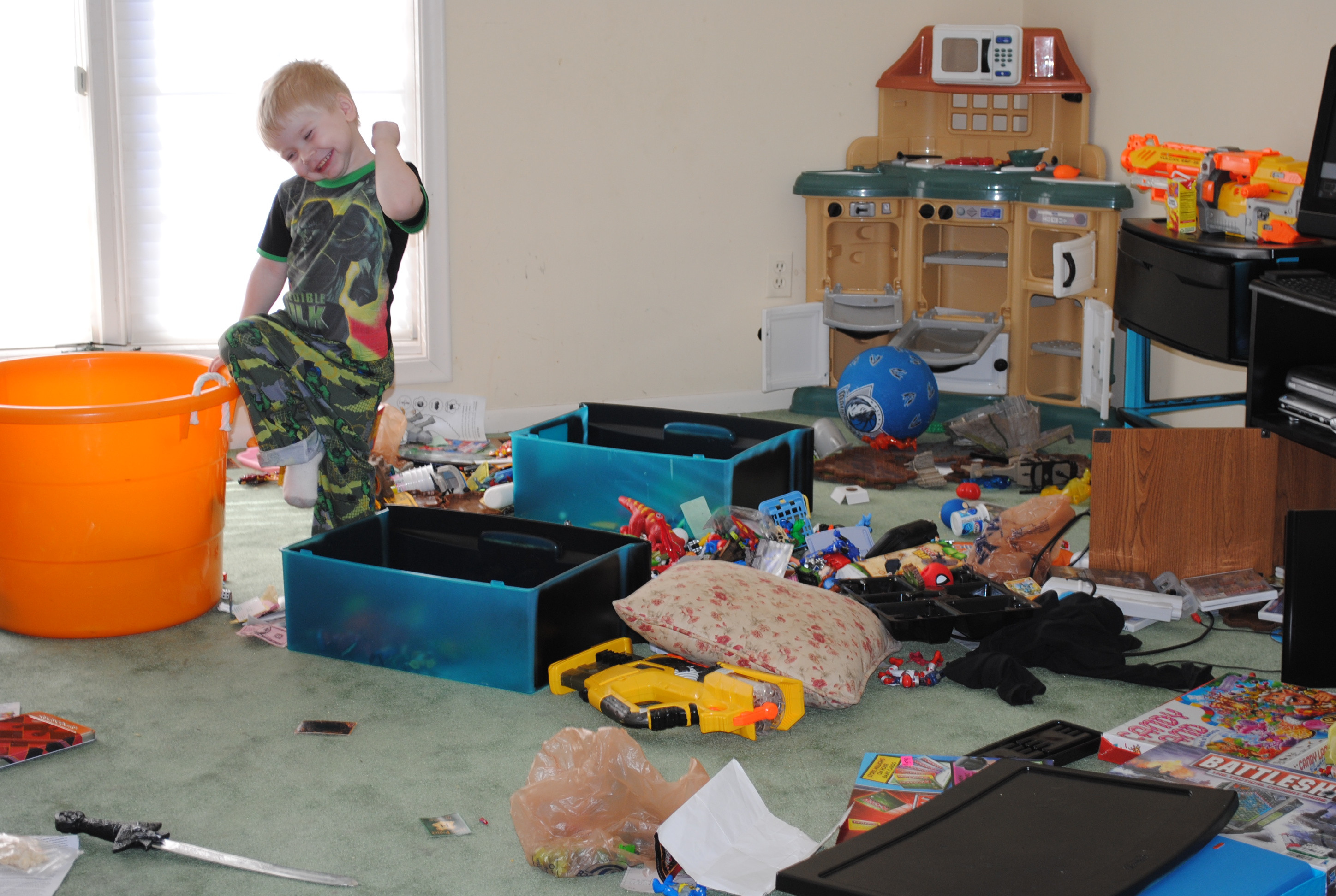 Best ideas about Messy Kids Room . Save or Pin Progress on School Choice Now.