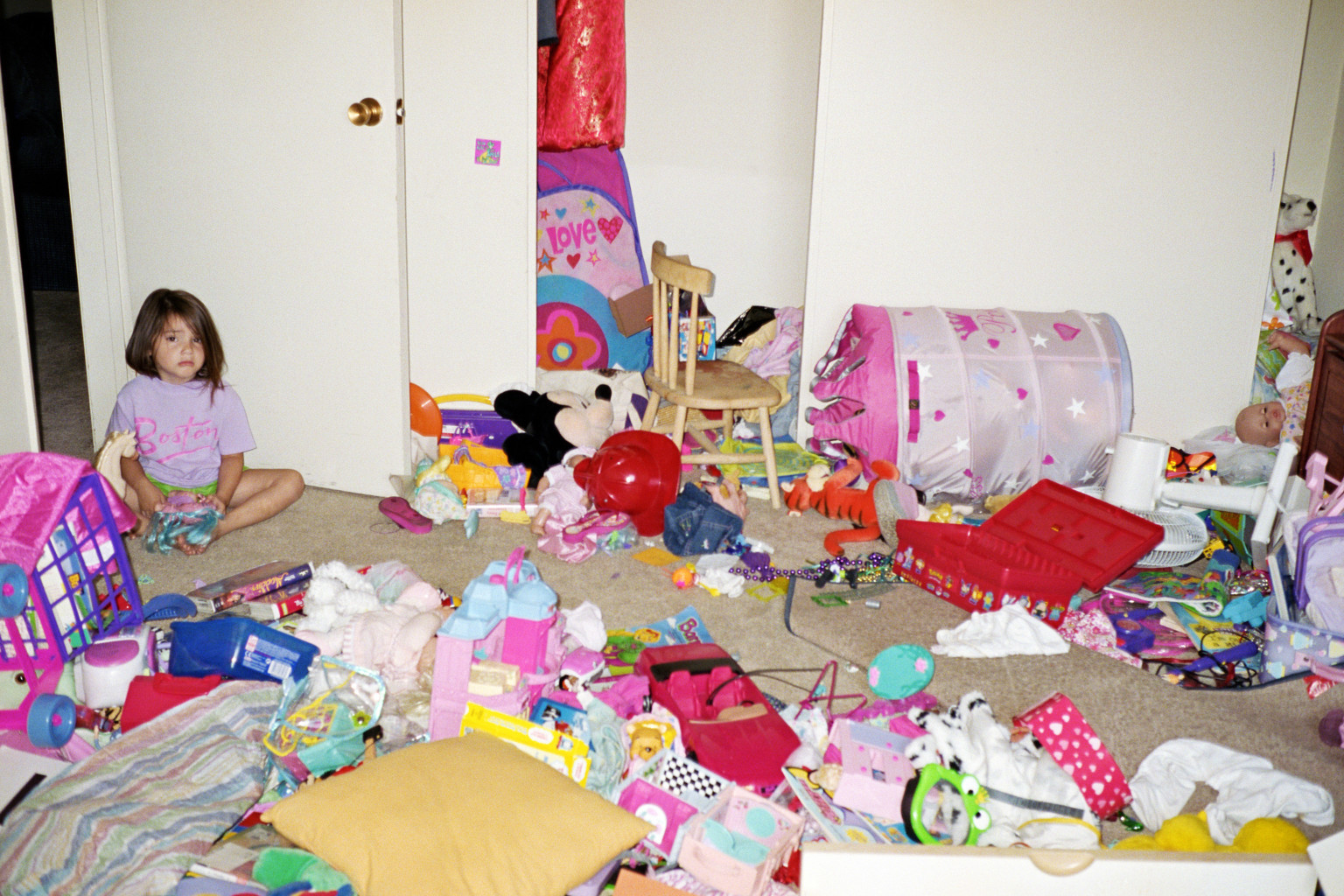Best ideas about Messy Kids Room . Save or Pin You re Never Too Young to Get Organized 4 Skills for Kids Now.
