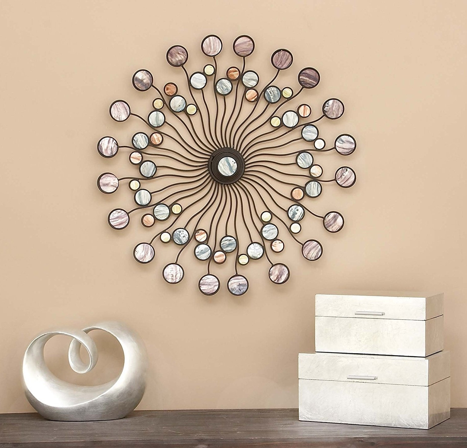 Best ideas about Metal Wall Art Amazon . Save or Pin 15 Best Collection of Amazon Wall Accents Now.